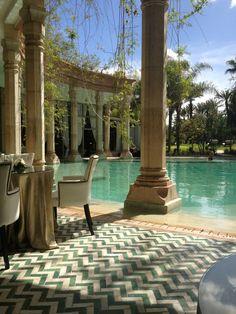 Le Palais Rhoul - Route de Fes – Dar tounsi 40000 Marrakech Maroc