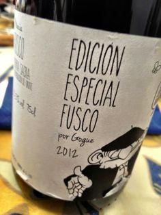 El Alma del Vino.: Bodegas Albamar Fusco Edición Especial Floreano 2012.
