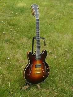 Eastman T185MX TMX-185 Thinline Electric Guitar