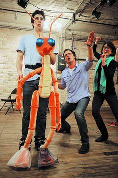 "Starship rehearsal (via megan seier) then AFTER rehearsal try space alien iPad game ""Star Catcher: Bubble Breaker"" https://itunes.apple.com/us/app/star-catcher-bubble-breaker/id592061427?mt=8"