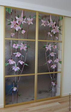 Картинки по запросу витражи тиффани на двери