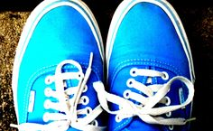 everybody, absolutely everybody needs a good pair of vans in their arsenal.