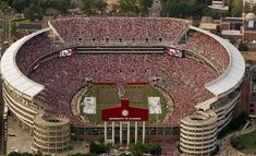 Another one of my favorite places, Bryant Denny Stadium at the University of Alabama on Game Day!