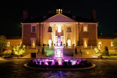 Fountainview Mansion ~ Auburn, AL