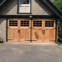 bi-fold garage doors - Google Search