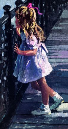 'On the Look Out', Sherree Valentine Daines