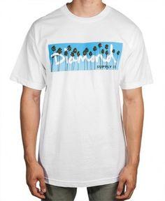 Diamond Supply Co. - OG Palms T-Shirt (White) - $34