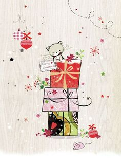 Veronica Vasylenko -  Christmas  Presents