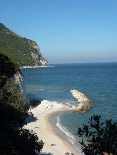 Conero coast