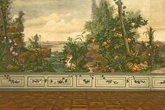 Schönbrunn-Palace-Vienna-Bergl-Rooms-Austria-Mural-Walls-9