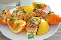 Adding citrus fruits to your meals! -- Curated by: JJ's Diner | 573 Lawrence Ave Kelowna, B.C. v1y 6l8 | 778-484-4988