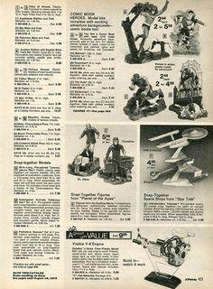 Model Kits JCPenny 1974