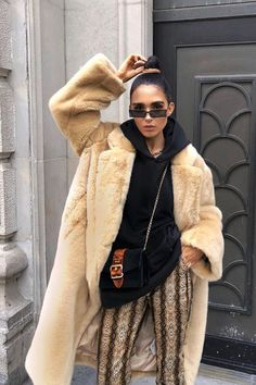 2018 2 Piece Set Jacket Top Autumn Outfit Snake Printing Loose Coat Long Sleeve Cardigan Coat And Skirt Winter Two Piece Set High Quality Women's Sets Women's Clothing