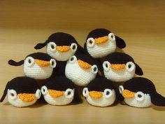 free penguin amigurumi