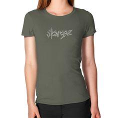 Women's T-Shirt, 'Skargoz Logo'