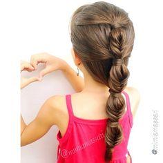 DIY hair. by @mimiamassari  Bubble fishtail braid number 2. Here is the tutorial on YouTube:  www.youtube.com/watch?v=P04qOQs1DxE  #diyhair #tutorial #tutorials #hairstyle #instructions #instruction #diy #fishtailbraid #diyideas #diyproject #doityourself #idea #ideas #pretty #dutchbraid #stylish #style #instahair #fishtail #tutoriales #diyfashion #hair #braid #ponytail#braids#pictorial #bun #hairbow#frenchbraid#longhair