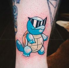 21 Pokémon Tattoos That Are Cooler Than You'll Ever Be