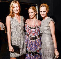 Karlie , Poppy and Lauren
