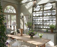 love this garden room