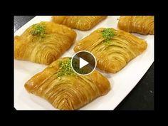 Pratik Midye Tatlısı Tadına Doyamayacağınız Bir Tatlı????????BERA TATLİDUNYASİ Nasıl Yapılır? Midye Tatlısı Tadına Doyamayacağınız Bir Tatlı????????BERA TATLİDUNYASİ Püf Noktaları ve Yapılışı Sweets Recipes, Cake Recipes, Cooking Recipes, Arabic Sweets, Arabic Food, Cake Videos, Homemade Desserts, Flan, Beautiful Cakes