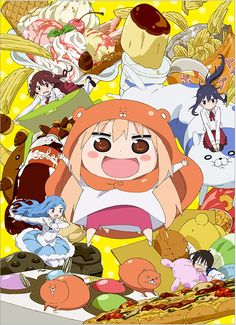 This is a synopsis and review of the anime Himouto! Umaru-chan.