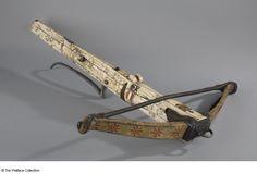 German crossbow, late 15th century.