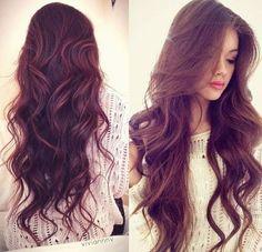 Vivian Vo-Farmer, such a beautiful hair