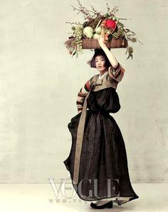 Eyes in Korea: Vogue Korea