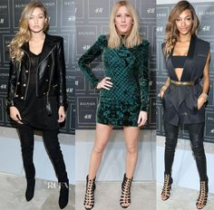 Balmain x H&M Collection Launch Party 3