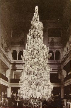 VINTAGE MARSHALL FIELD & COMPANY CHICAGO CHRISTMAS 1938