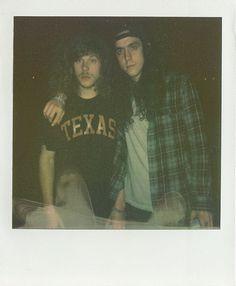 Blake + Lee Spielman of Trash Talk @ FFF Fest.