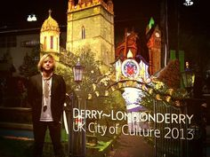 MARCH 10, 3013  KEITH TWEETED THIS ...  Keith Harkin @keithharkin  Just played at the philly flower show! Massive turnout! Visited, the tourism Ireland stand @derry2013 is the feature