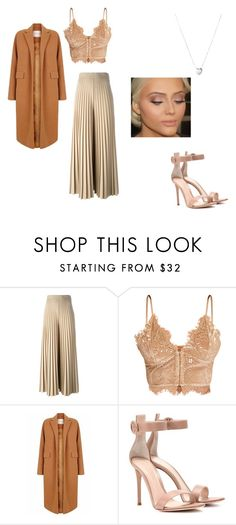 """""""day"""" by pereiramichelle476 ❤ liked on Polyvore featuring Givenchy, The 2nd Skin Co., Gianvito Rossi and Links of London"""