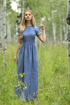 15+ моделей длинных платьев на это лето: понравится каждой