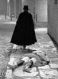 Jack the Ripper:  Between August and November 1888,the Whitechapel area of London was the scene of five brutal murders. The killer was dubbed 'Jack the Ripper'. All the women murdered were prostitutes, and all except for one - Elizabeth Stride - were horribly mutilated.