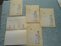 Painting Guide Metal Plastic Military Soldiers England 1751 Regiment Flags #DoesNotApply