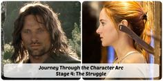 The Character Evolution Files, No. 6: The Journey Through the Character Arc, Stage 4 – The Struggle (Act II, First Half) | Sara Letourneau's Official Website & Blog
