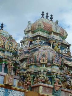 Tamil Temple in Rosehill - beautiful