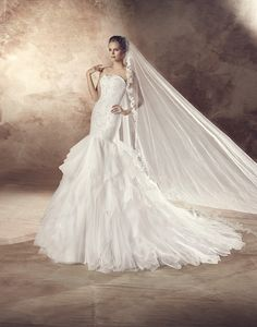 Wedding Dress Uberta brand AVENUE DIAGONAL available Nice to shop NICEA MARRIAGE