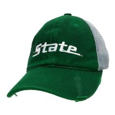 Retro Brand Men's Contemporary Michigan State Ball Cap #VonMaur