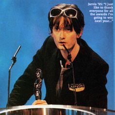 Jarvis Cocker Pulp Band, Jarvis Cocker, Common People, Florence Welch, Matthew Gray Gubler, Britpop, Kurt Cobain, Fast Fashion, Music Lyrics