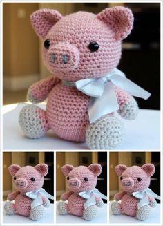 Knitted Baby, Baby Knitting, Hello Kitty, Teddy Bear, Pasta, Toys, Animals, Fictional Characters, Kuchen