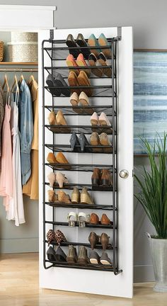 Turn your doors into storage space with these 20 clever ideas - Living in a shoebox