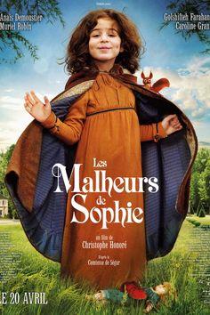"""""""Les Malheurs de Sophie"""" de Christophe Honoré"""