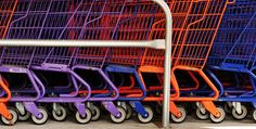 91% increase in veggie-sales in Texas! By placing mirrors in shopping carts at a Lowes supermarket, behavioural scientist increased the sales of vegetables to women by 91%