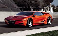 luxurious BMW