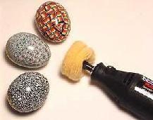 Make Your Own Dremel Polishing Wheel September 2001 Polyzine ~ Polymer Clay Tutorials
