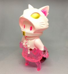 These items are handcrafted, and may have individual differences. All items are. Vinyl Toys, Vinyl Art, Chibi, Japanese Toys, Anime Figurines, Anime Dolls, 3d Prints, Designer Toys, Copics