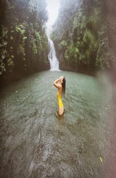 Aling Aling Waterfall is located near Singaraja in Bali Indonesia. There are 7 waterfalls in total ad it is one of the best waterfalls in Bali. Ecommerce Hosting, Waterfalls, Unicorn, Swimming, World, Swim, A Unicorn, The World, Unicorns