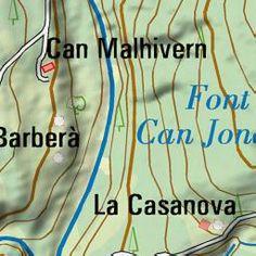 Wikiloc - ruta Banyet a les gorgues de Sales de Lierca - Sales de Llierca, Catalunya (España)- GPS track